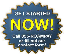Get Started Now With ROAMpay
