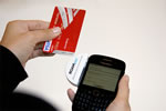 ROAMPay Swipe For Blackberry